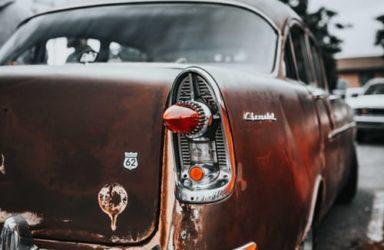 Odkup starih vozil, ki niso vozna