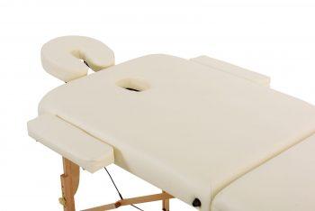Masažne mize zagotavljajo udobje in sproščenost strank
