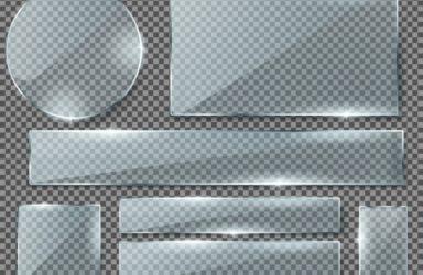 Polikarbonatno umetno steklo