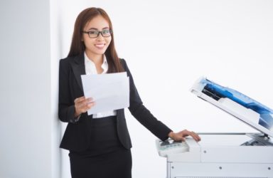 Servis tiskalnika