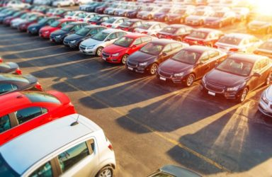 Prodaja avtomobilov